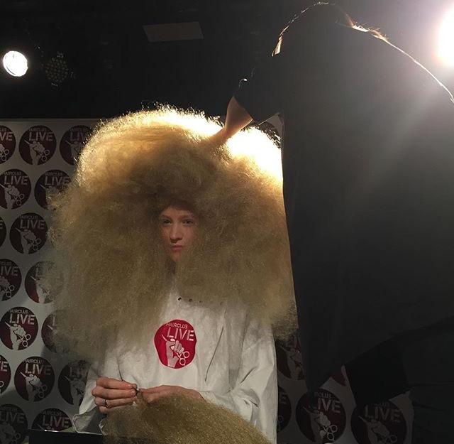 HAIR CLUB LIVE