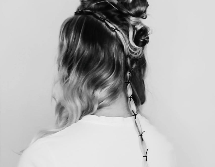 FUTURISTIC FESTIVAL HAIR